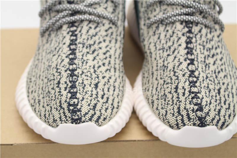 2017 Updated Version Authentic Adidas Yeezy Boost 350 Turtledove AQ4832