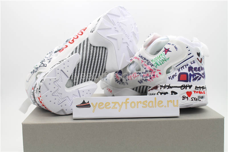 Reebok Instapump Fury Vetements BS7031 with Original Box