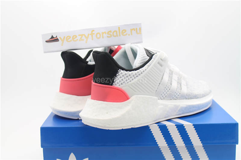 Authentic Adidas EQT Support 93/17 Equipment Boost Core White BA7473