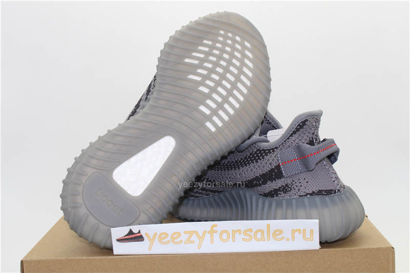 Updated Version Authentic Adidas Boost 350 V2 Beluga 2.0 AH2203