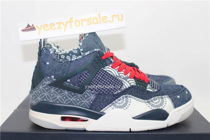 God Version Air Jordan 4 Retro SE Deep Ocean