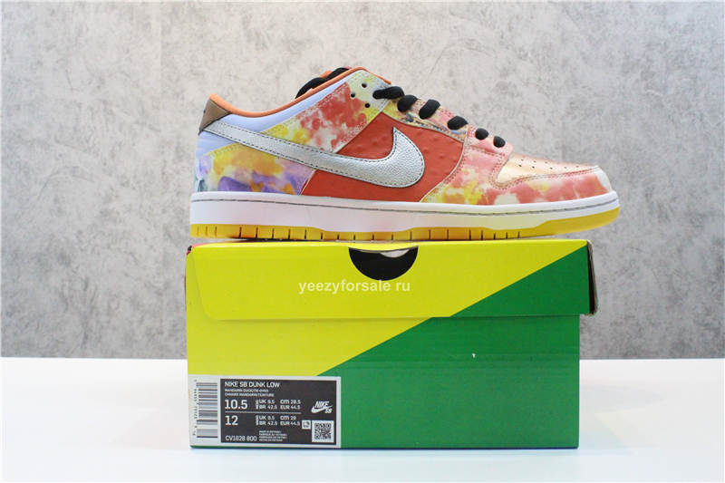 God Version Nike SB Dunk Low CNY