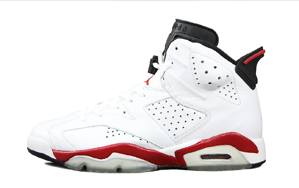 Authentic Air Jordan VI Retro-001